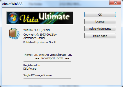 WinRAR 4.11